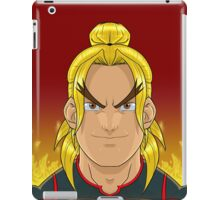 Ken Masters (Street Fighter V) iPad Case/Skin