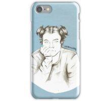 Spacebunned Harry! iPhone Case/Skin