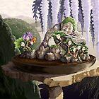 Bonsai-cut by Donn Pattenden