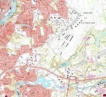 Massachusetts  USGS Historical Topo Map MA Springfield North 351331 1972 25000 Sticker