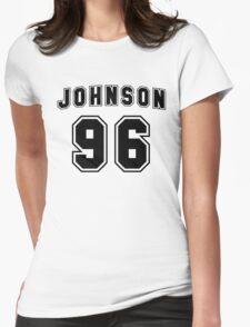 Jack Johnson Jersey Womens Fitted T-Shirt
