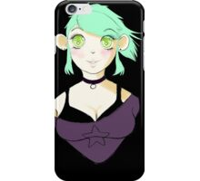 Kawaii anime girl iPhone Case/Skin