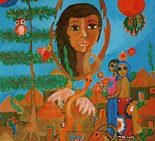 Love, strange invention by Madalena Lobao-Tello