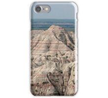 Badlands Panorama iPhone Case/Skin