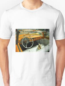 Convertible Interior  Unisex T-Shirt