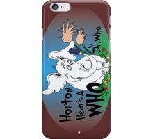Horton Hears a Who iPhone Case/Skin