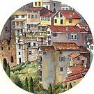ici le maisons by Sally Sargent