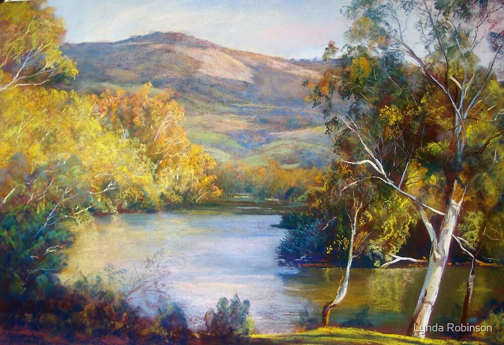 Dabyminga Junction (Goulburn River) by Lynda Robinson
