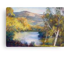 Dabyminga Junction (Goulburn River) Metal Print