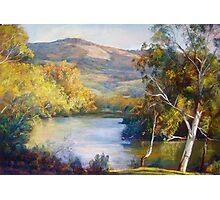 Dabyminga Junction (Goulburn River) Photographic Print