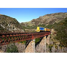 New Zealand Railway Photographic Print