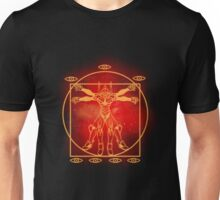 Eva Vitruvian Unisex T-Shirt