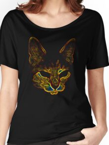 Bad kitty kitty Women's Relaxed Fit T-Shirt