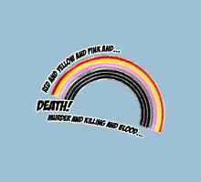 Death Rainbow Unisex T-Shirt
