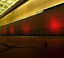 Pentagon Metro by throughdarlense