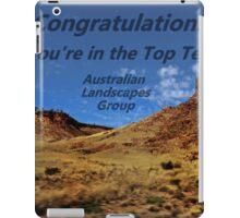 Australian Landscapes Challenge iPad Case/Skin