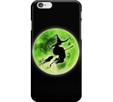Moon Witch iPhone Case/Skin