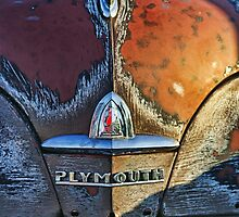 Old Plymouth Front End by rharrisphotos