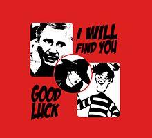 Finding Liam Unisex T-Shirt