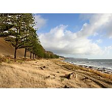 Coastal Landscape in Australia Photographic Print