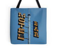 Motel / Bar Tote Bag