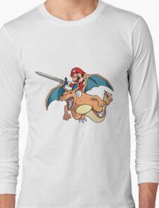 Mario attack T-Shirt