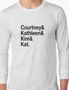 Grunge Girls  Long Sleeve T-Shirt