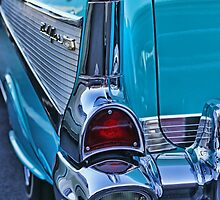 Chevy Belair Tail Lights by rharrisphotos