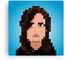 Cristina Fernández de Kirchner Canvas Print