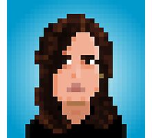 Cristina Fernández de Kirchner Photographic Print