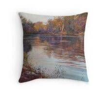 'Goulburn Twilight' Throw Pillow