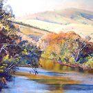 From Trawool Bridge by Lynda Robinson