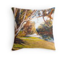 'Goulburn Serenity' Throw Pillow