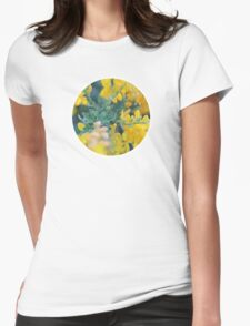 The Flower of Jane Eyre Womens Fitted T-Shirt