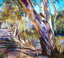 Banks of the Goulburn by Lynda Robinson