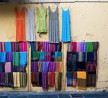 Athens, Monasteraki tourist clothes by Revenant