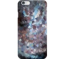 Abstract earthy shell design iPhone Case/Skin