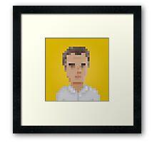 Mauricio Macri Framed Print