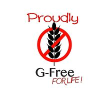 Proudly G-Free by Tracie Louise