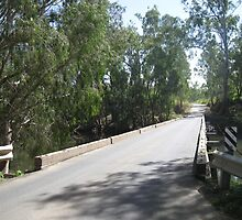 Typical Central QLD bridge, Australia by sharonjr
