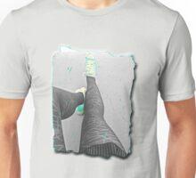 Minty Fresh Fishnets Unisex T-Shirt