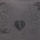broken heart by Bipul maharjan