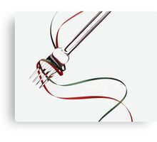 Fork Me! Canvas Print