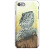 Osiris the Western Bearded Dragon iPhone Case/Skin