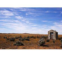 Australian Desert Photographic Print