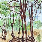 TREES - A Celebration of Nature by Maree Clarkson by Maree Clarkson
