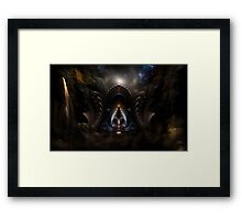 The Mystery Of Corland Framed Print