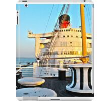 RMS Queen Mary Bow iPad Case/Skin