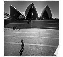sydney opera house iii Poster