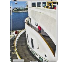 Queen Mary Layers iPad Case/Skin